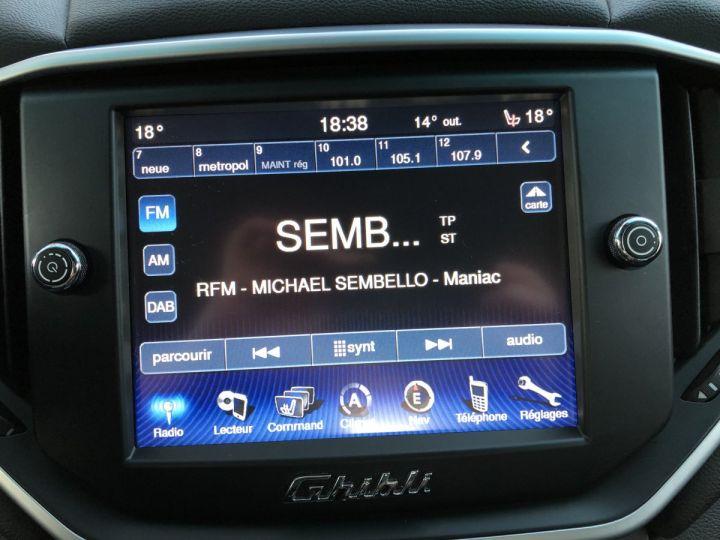 Maserati Ghibli Blanc - 14