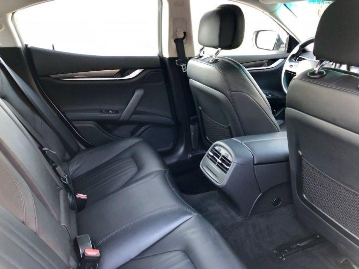 Maserati Ghibli Blanc - 15
