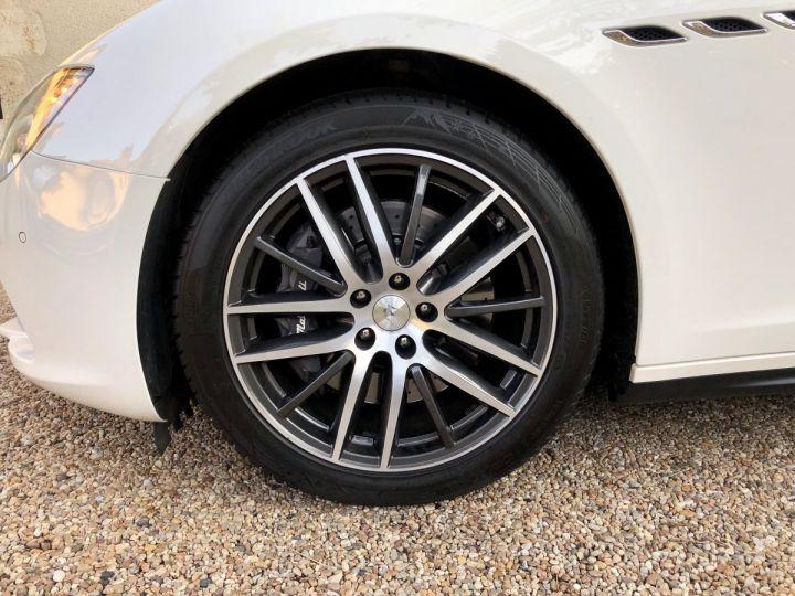 Maserati Ghibli Blanc - 18