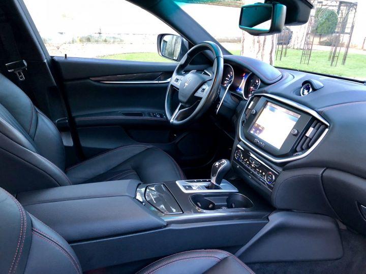 Maserati Ghibli 3.0 V6 Gris - 7