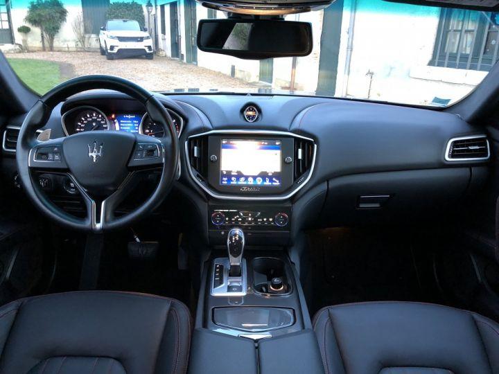 Maserati Ghibli 3.0 V6 Gris - 8