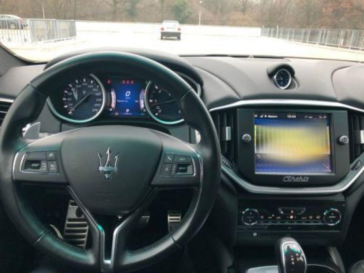 Maserati Ghibli 3.0 V6 275CH START/STOP DIESEL BLANC Occasion - 10