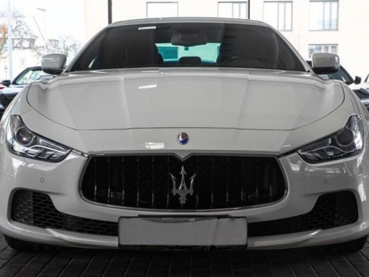 Maserati Ghibli 3.0 V6 DIESEL Blanc métallisé - 2