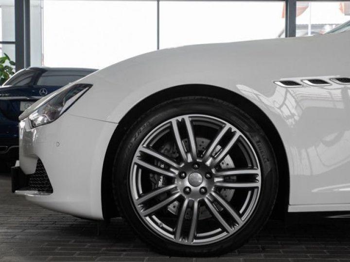 Maserati Ghibli 3.0 V6 DIESEL Blanc métallisé - 3