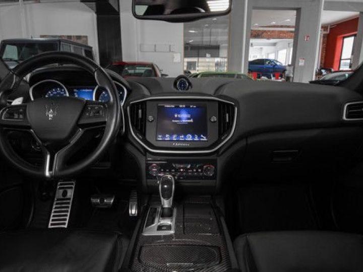 Maserati Ghibli 3.0 V6 DIESEL Blanc métallisé - 6
