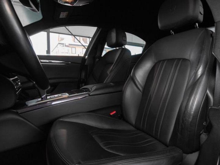 Maserati Ghibli 3.0 V6 DIESEL Blanc métallisé - 9