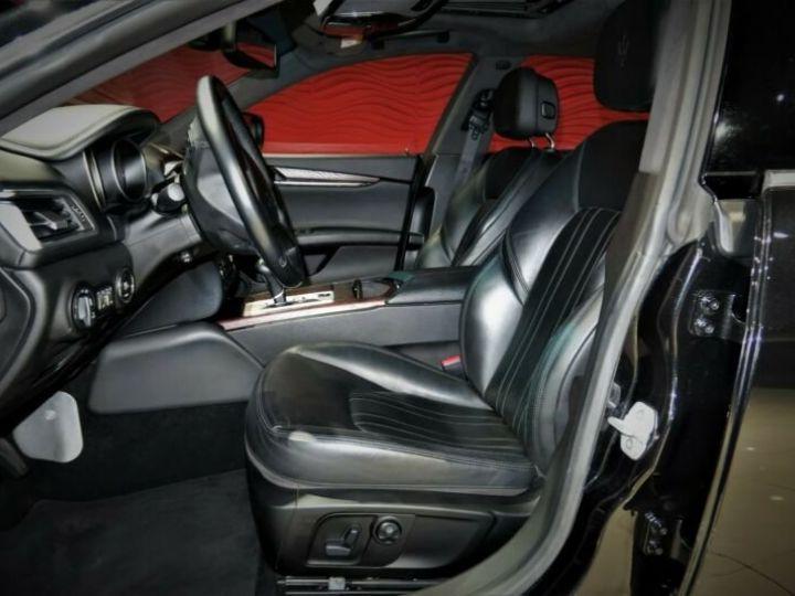 Maserati Ghibli Maserati Ghibli 3.0 V6 S Q4 automatique * BI-XENON * NAVI * 20 GARANTIE 12 MOIR Noir - 3