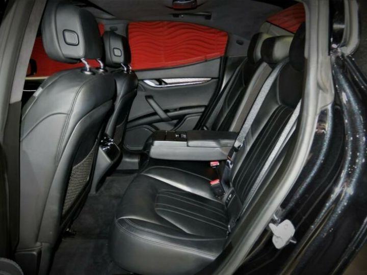 Maserati Ghibli Maserati Ghibli 3.0 V6 S Q4 automatique * BI-XENON * NAVI * 20 GARANTIE 12 MOIR Noir - 4