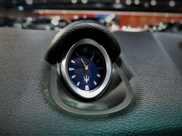 Maserati Ghibli Maserati Ghibli 3.0 V6 S Q4 automatique * BI-XENON * NAVI * 20 GARANTIE 12 MOIR Noir - 7