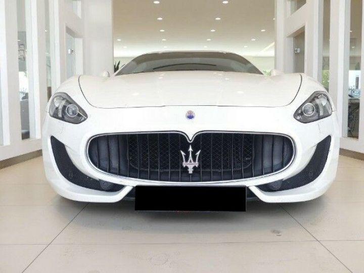 Maserati Gran Turismo 4.7 460CH SPORT BVA BLANC Occasion - 2