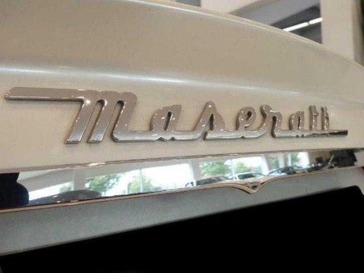 Maserati Gran Turismo 4.7 460CH SPORT BVA BLANC Occasion - 5