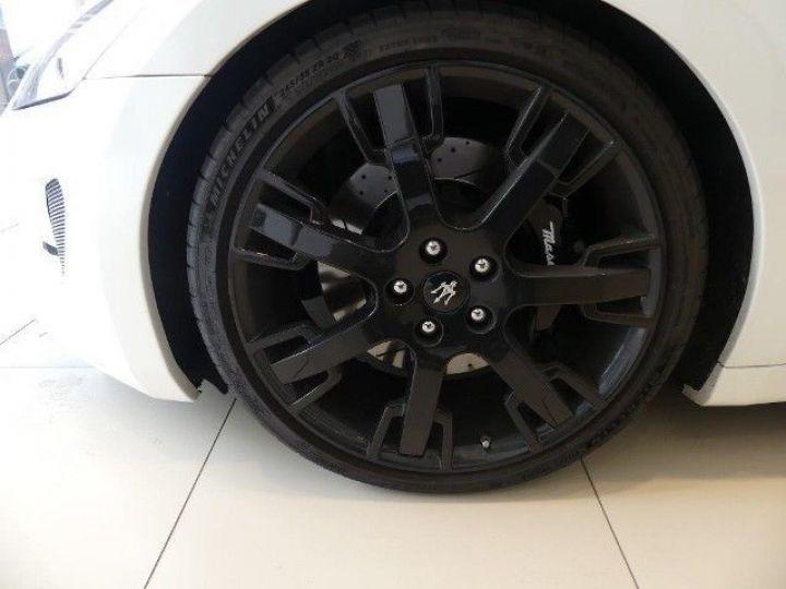 Maserati Gran Turismo 4.7 460CH SPORT BVA BLANC Occasion - 6