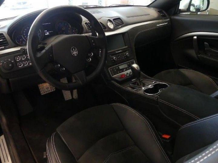 Maserati Gran Turismo 4.7 460CH SPORT BVA BLANC Occasion - 8