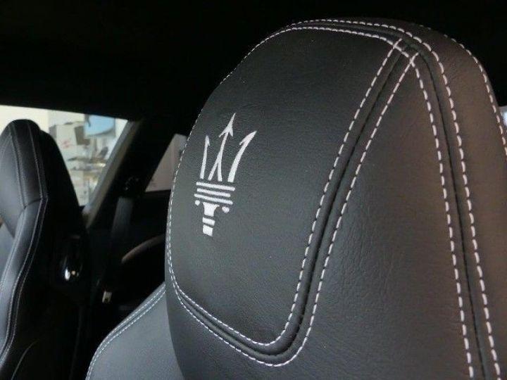 Maserati Gran Turismo 4.7 460CH SPORT BVA BLANC Occasion - 12