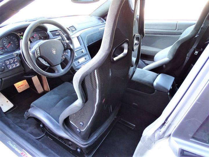 Maserati Gran Turismo MASERATI GRANTURISMO MC STRADALE V8 4.7 F1 BVR 450 CV - MONACO Blanc Eldorado - 9