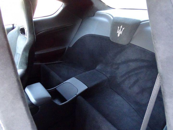 Maserati Gran Turismo MASERATI GRANTURISMO MC STRADALE V8 4.7 F1 BVR 450 CV - MONACO Blanc Eldorado - 13