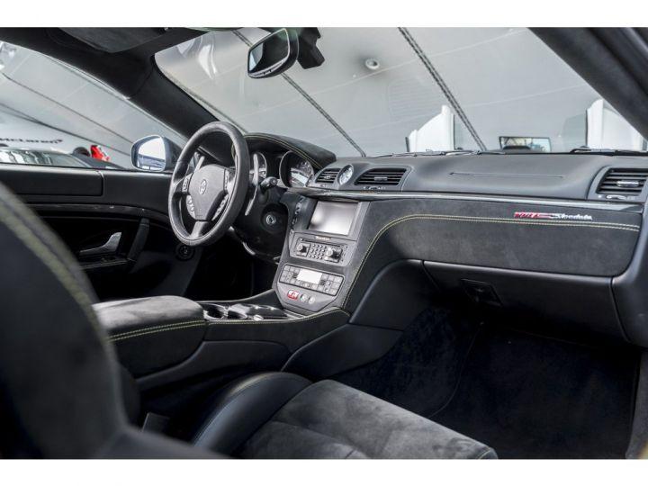 Maserati Gran Turismo MC STRADALE 4.7 noir - 8