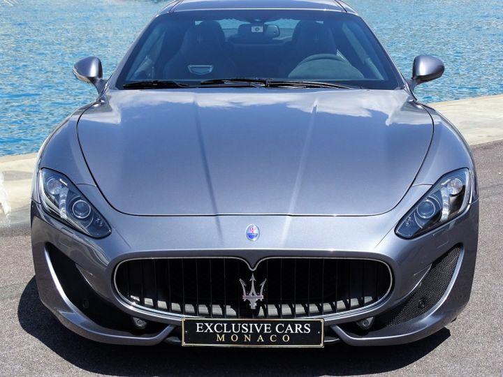 Maserati Gran Turismo SPORT V8 4.7 F1 BVR - 460 CV - MONACO  Gris Alfieri Métal - 12