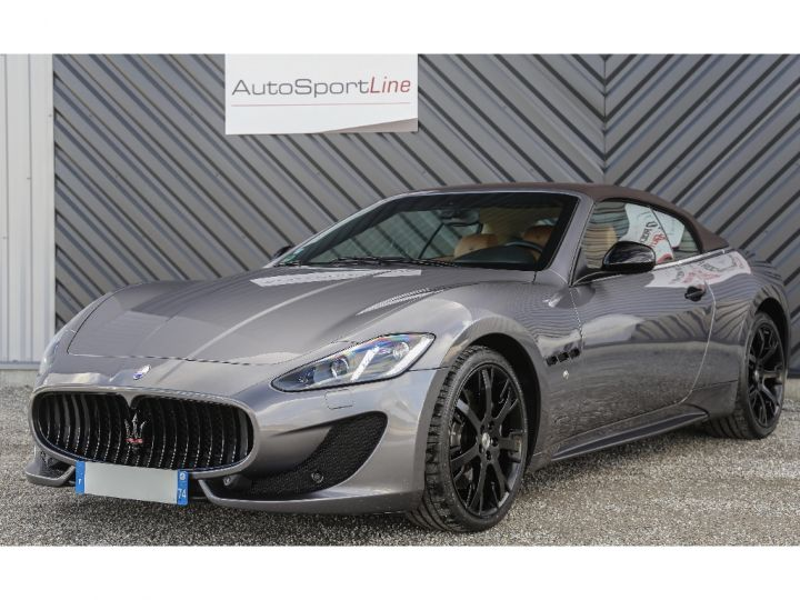 Maserati Grancabrio SPORT 4.7 V8 460 cv  - 1