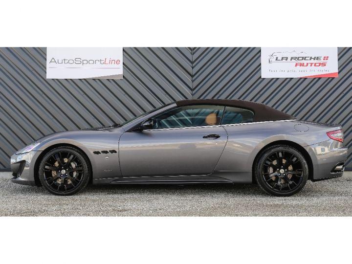 Maserati Grancabrio SPORT 4.7 V8 460 cv  - 3
