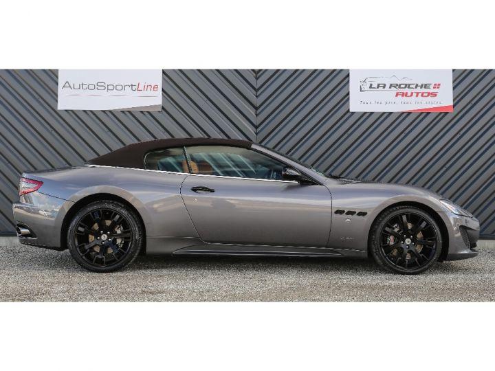 Maserati Grancabrio SPORT 4.7 V8 460 cv  - 4