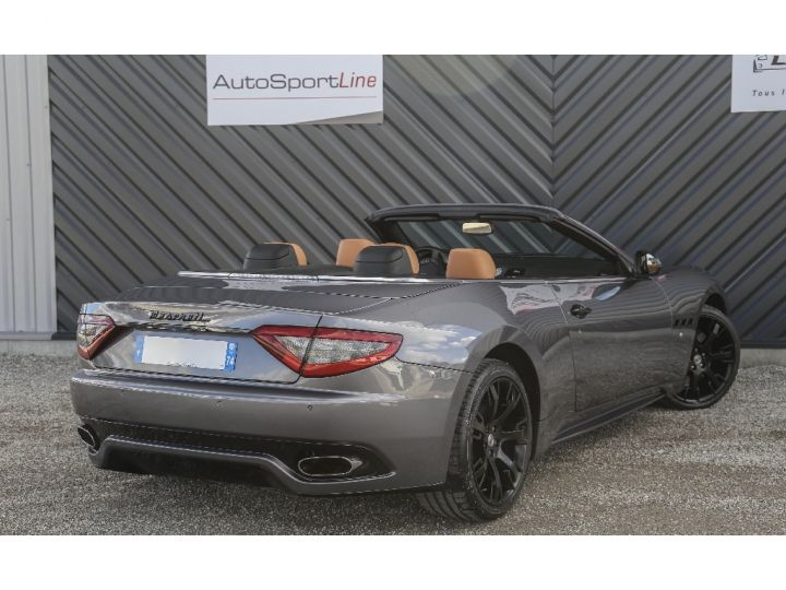 Maserati Grancabrio SPORT 4.7 V8 460 cv  - 5