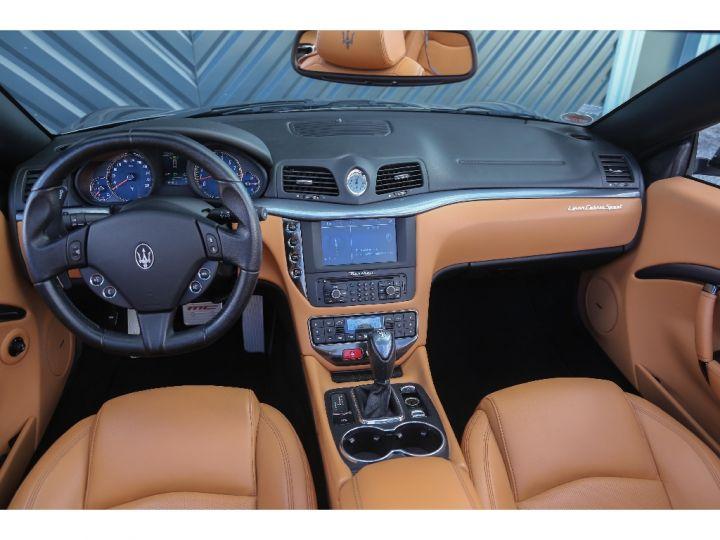 Maserati Grancabrio SPORT 4.7 V8 460 cv  - 7