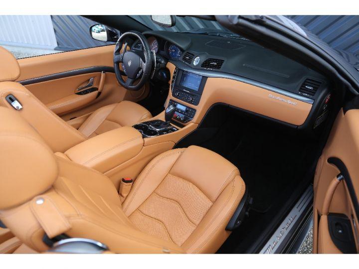 Maserati Grancabrio SPORT 4.7 V8 460 cv  - 8