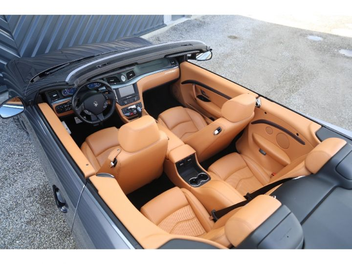 Maserati Grancabrio SPORT 4.7 V8 460 cv  - 9