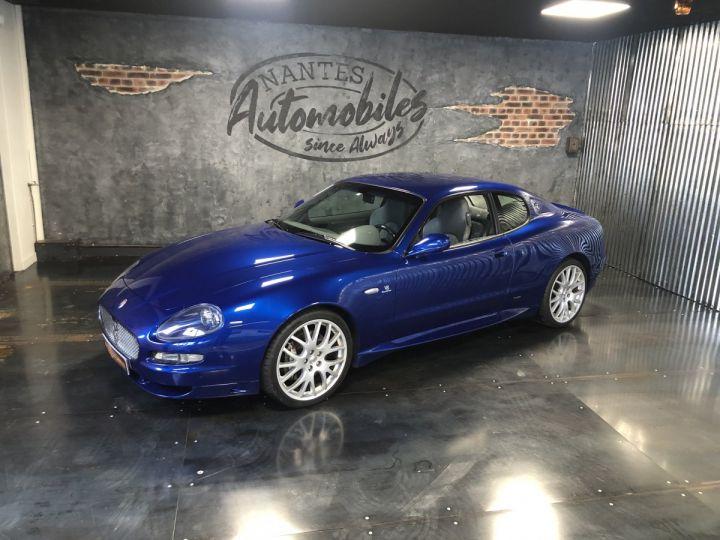Maserati Gransport 4.2 V8 401 COUPE BLU MEDITERRANEO - 1