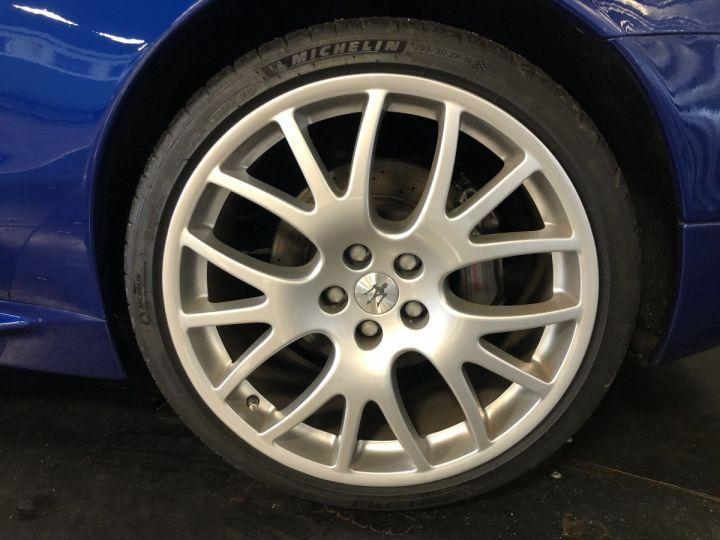 Maserati Gransport 4.2 V8 401 COUPE BLU MEDITERRANEO - 7