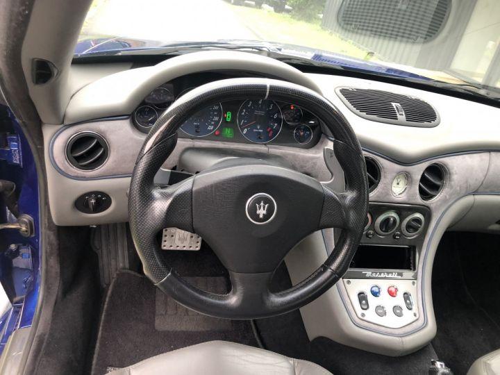 Maserati Gransport 4.2 V8 401 COUPE BLU MEDITERRANEO - 10