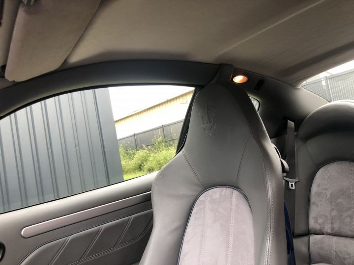 Maserati Gransport 4.2 V8 401 COUPE BLU MEDITERRANEO - 12