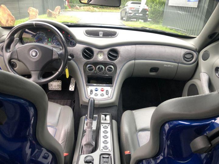 Maserati Gransport 4.2 V8 401 COUPE BLU MEDITERRANEO - 15