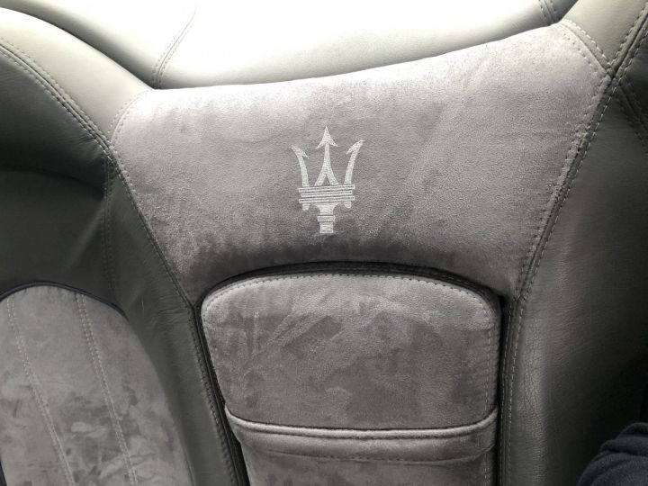 Maserati Gransport 4.2 V8 401 COUPE BLU MEDITERRANEO - 17