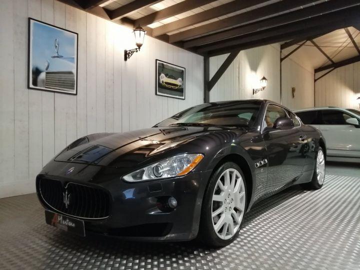 Maserati GranTurismo 4.2 V8 405 CV BVA Gris - 2