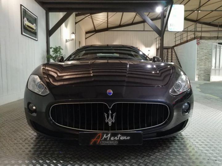 Maserati GranTurismo 4.2 V8 405 CV BVA Gris - 3
