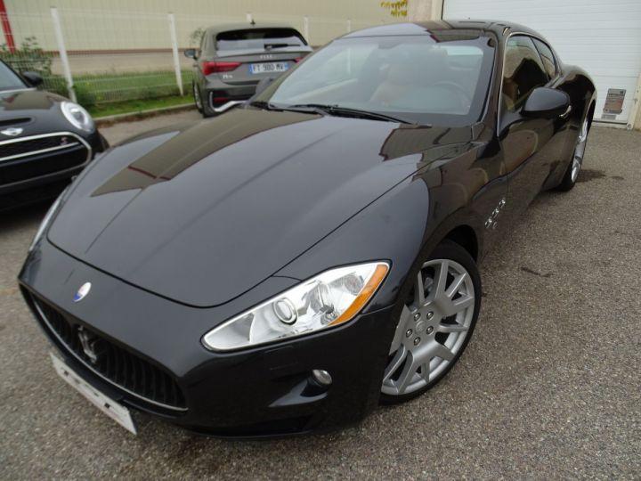 Maserati GranTurismo 4.2L BVA ZF 405PS/ Full Options jtes 20  PDC BOSE GPS ..... noir metallisé - 2