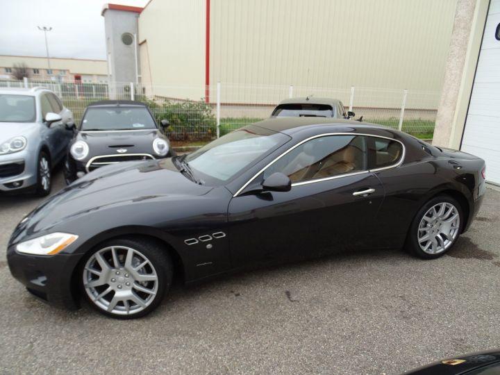 Maserati GranTurismo 4.2L BVA ZF 405PS/ Full Options jtes 20  PDC BOSE GPS ..... noir metallisé - 6