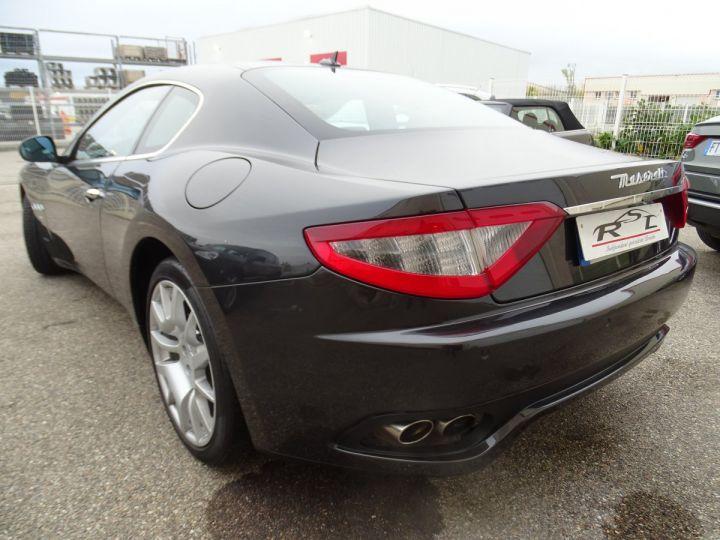 Maserati GranTurismo 4.2L BVA ZF 405PS/ Full Options jtes 20  PDC BOSE GPS ..... noir metallisé - 7