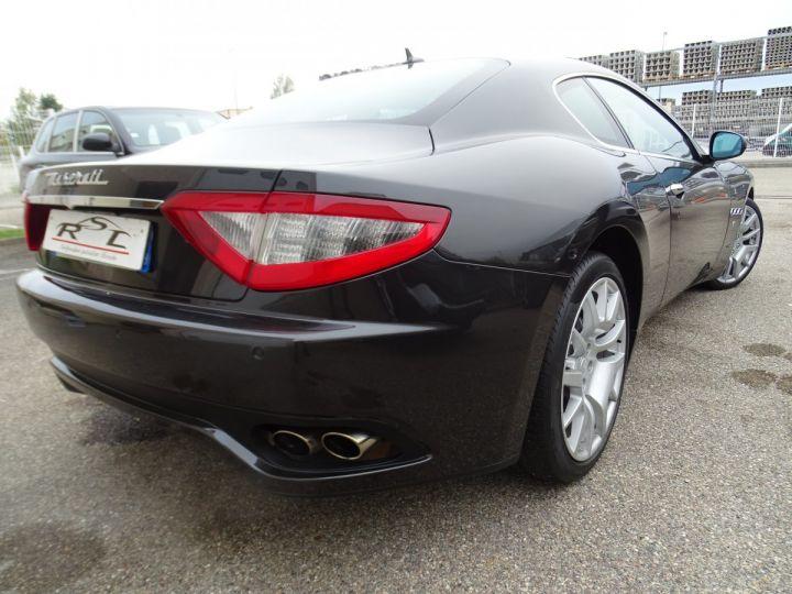 Maserati GranTurismo 4.2L BVA ZF 405PS/ Full Options jtes 20  PDC BOSE GPS ..... noir metallisé - 9