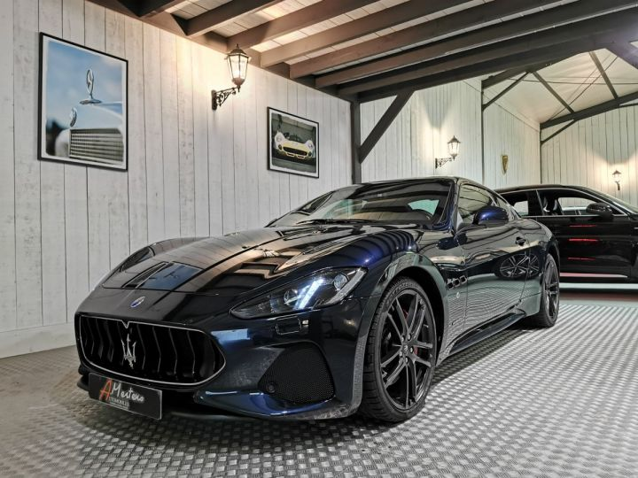 Maserati GranTurismo 4.7 460 CV SPORT AUTO Bleu - 2