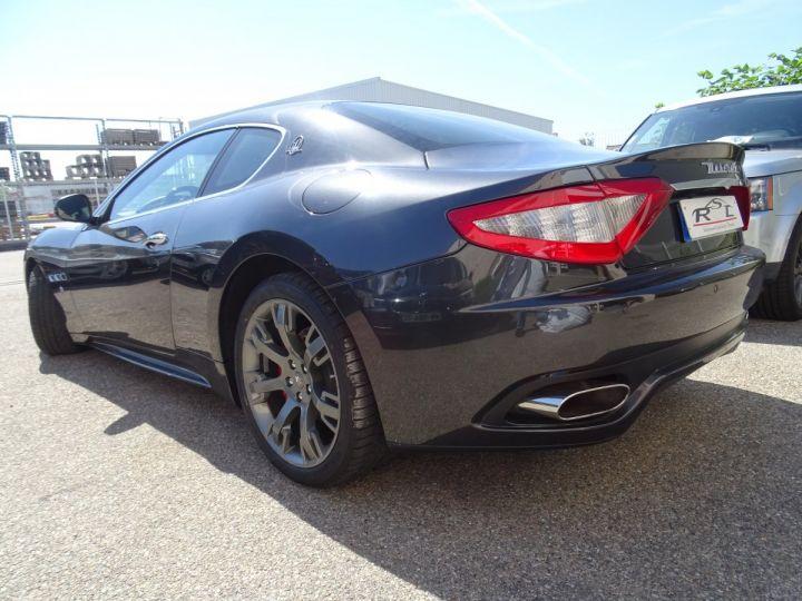 Maserati GranTurismo 4.7L F1 440Ps/ Embrayage neuf PDC GPS BOSE Jtes 20 noir métallisé - 8