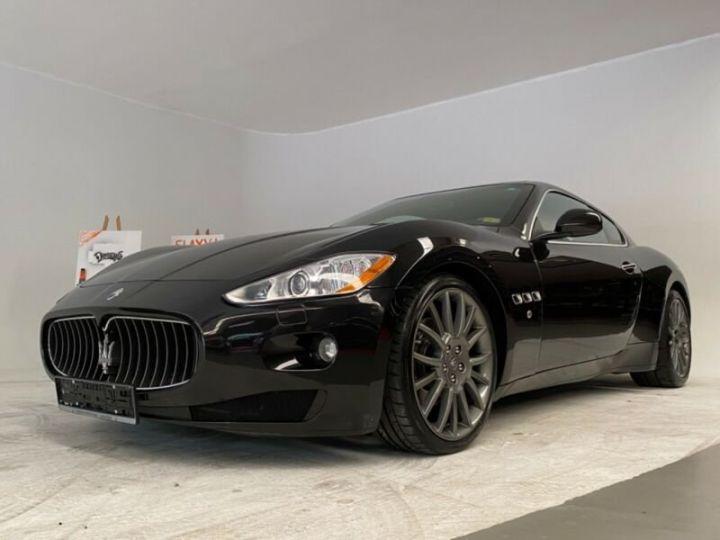 Maserati GranTurismo Maserati GranTurismo 4.2 V8 noir - 3