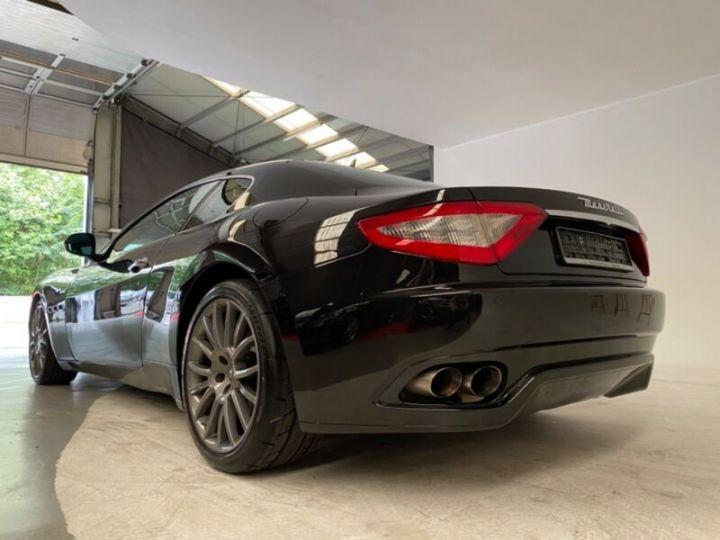 Maserati GranTurismo Maserati GranTurismo 4.2 V8 noir - 5
