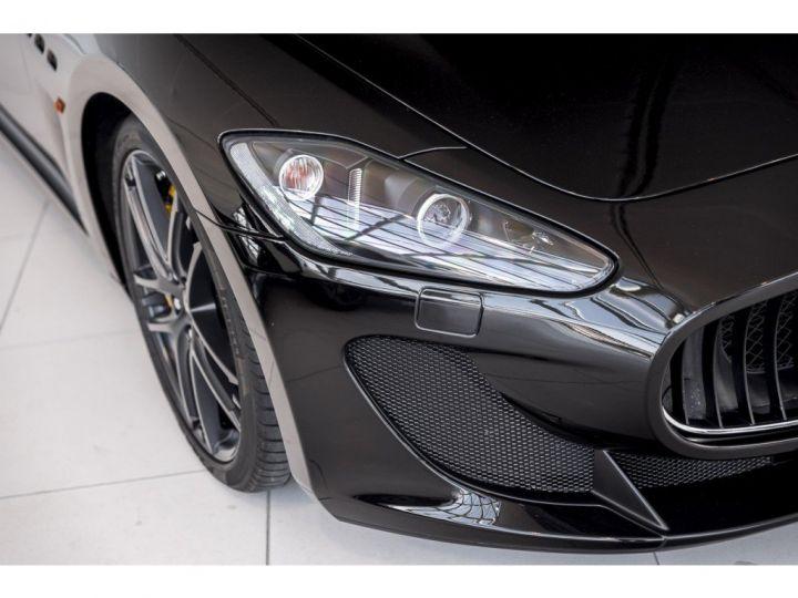 Maserati GranTurismo MC STRADALE 4.7 noir - 19