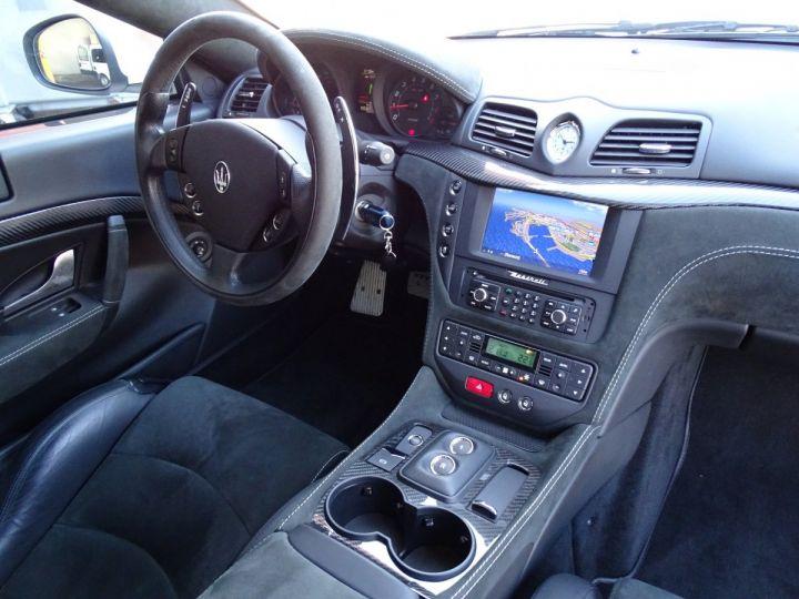 Maserati GranTurismo MC STRADALE V8 4.7 F1 BVR 450 CV - MONACO Blanc Eldorado - 11