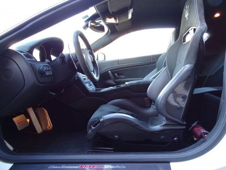 Maserati GranTurismo MC STRADALE V8 4.7 F1 BVR 450 CV - MONACO Blanc Eldorado - 6