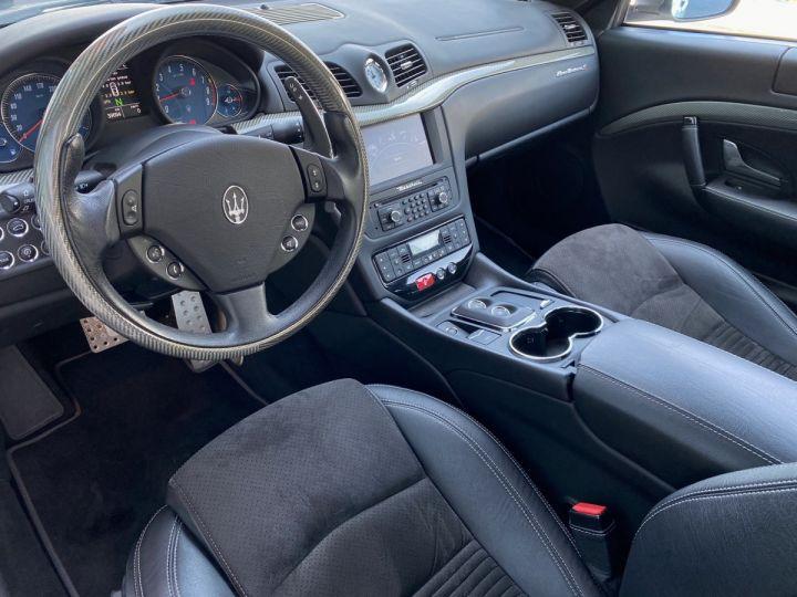Maserati GranTurismo S V8 4.7 F1 BVR 440 CV - MONACO Blanc  - 6