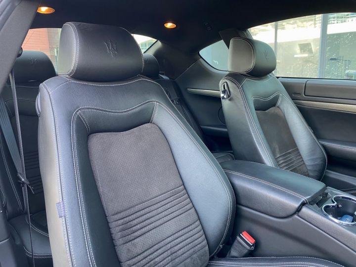 Maserati GranTurismo S V8 4.7 F1 BVR 440 CV - MONACO Blanc  - 10